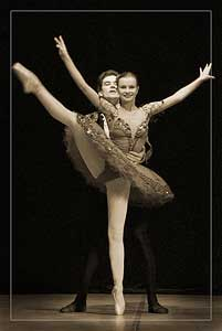 St. Petersburg: Russian Ballet